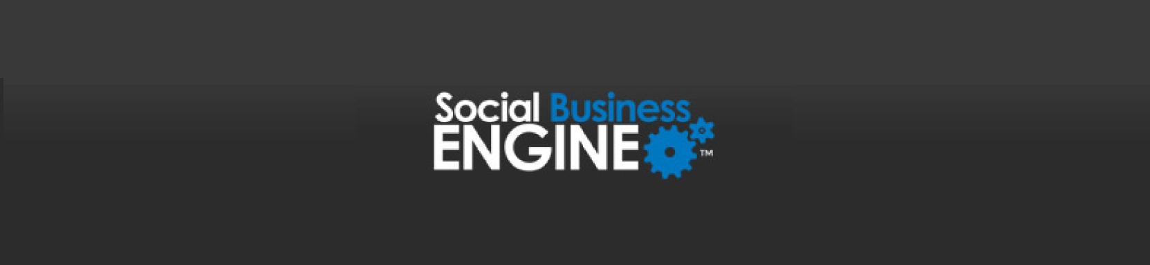 Social Business Engine Social media Marketing Podcast