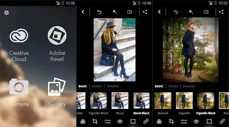 instagram marketing tool adobe photoshop express creative cloud revel camera gallery edit photo image effects
