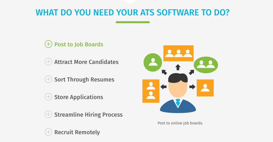 applicant tracking productivity tools