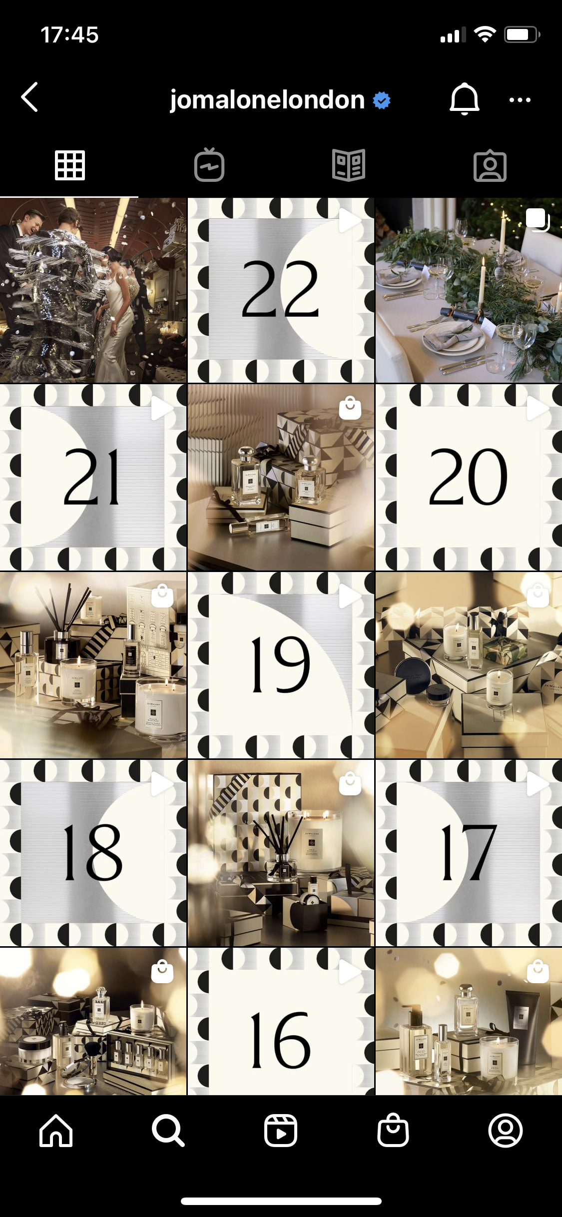 instagram grid planner