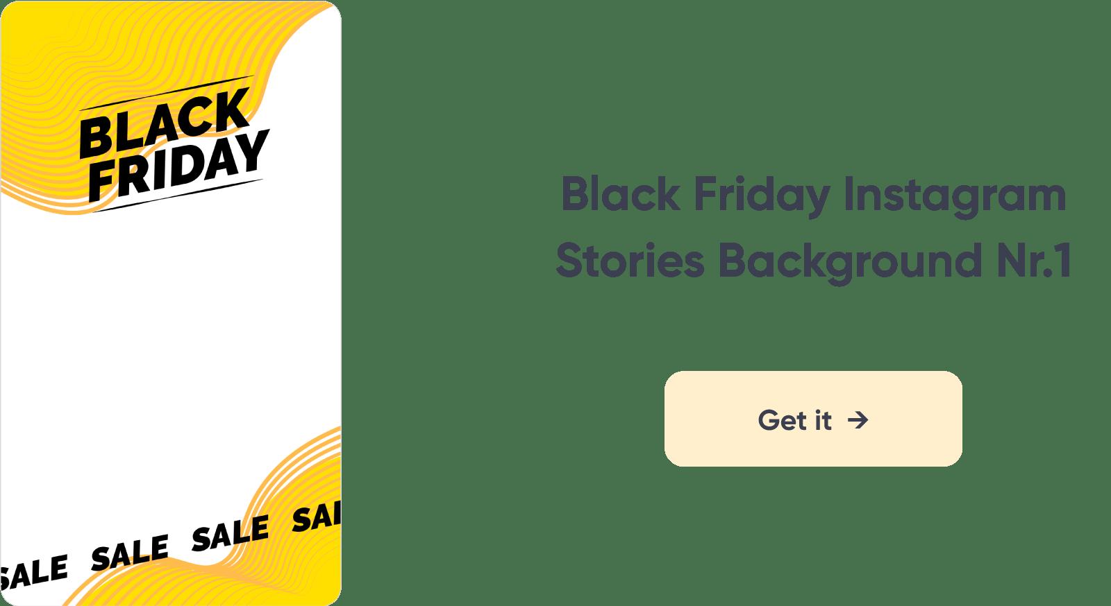 Black Friday Instagram Stories Background 1