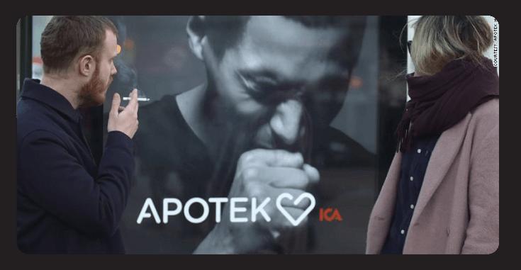 Apotek Hjärtat. How to quit