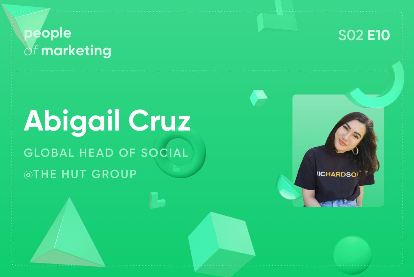 abigail cruz people of marketing